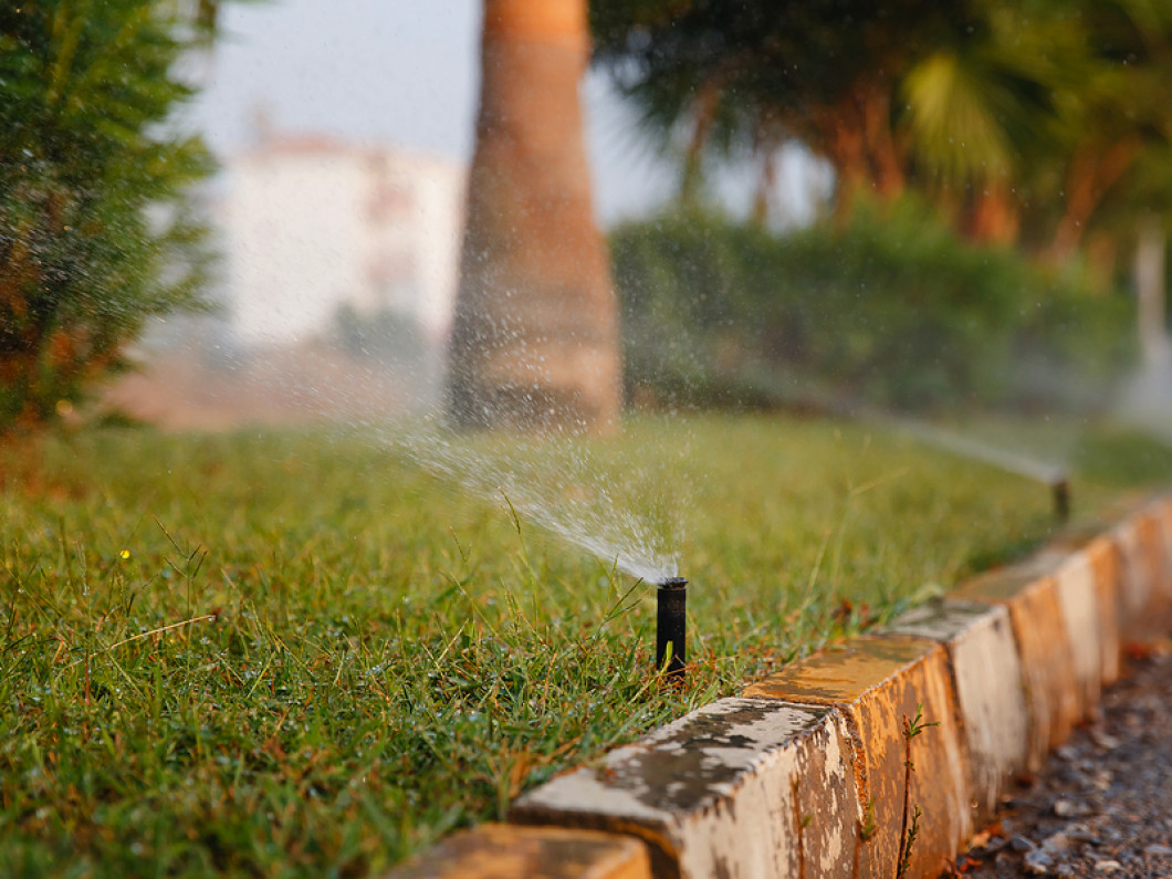 Keep Your Lawn Well Watered